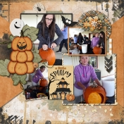 Claire's Carving