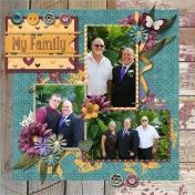 Nick's Family