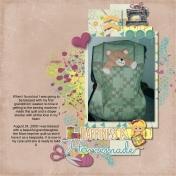 Baby's 1st Quilt