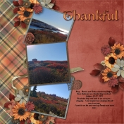 Grateful, Thankful