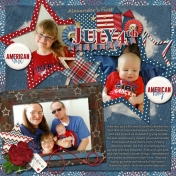 Alexander's First July 4th