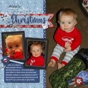 Alex's First Christmas
