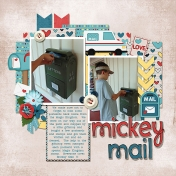 Mickey Mail