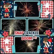 Snap Crackle Boom