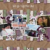 We go together...