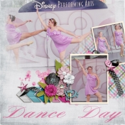 Dance Day @ Downtown Disney