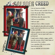 A Soldiers Creed