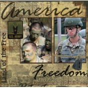 Land of the Free....