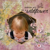 Wildflower in all of us