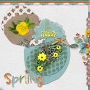 Spring Flowers April 2020