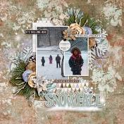 Beautiful Snowfall