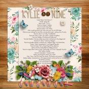 Kylie at Nine