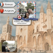 Trip to Avignon, France