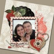 Rustico Love!