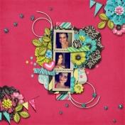 triple pink