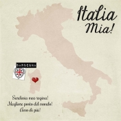 Italia mia!- Sardegna, domo mea