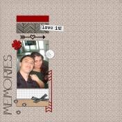 Memories- M&M