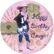 Happy Birthday Cowgirl