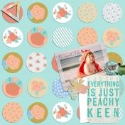 Peachy Keen Sweet Life