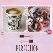Coffee and Donuts Equals Perfection