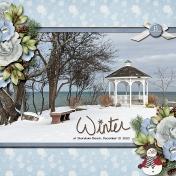 Winter at Shoreham Beach