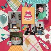 December Birthdays 2008