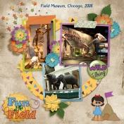 Field Museum Dinos