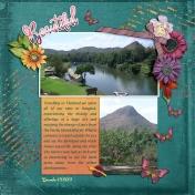 Thai River Valley