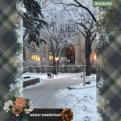 Frosty Campus