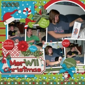Christmas Wii