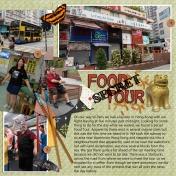 Secret Food Tour Start