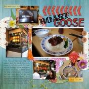 Secret Food Tour Roast Goose