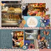 Secret Food Tour Fruit Market