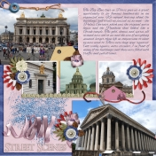 Paris Landmarks 2