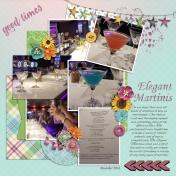 Elegant Martinis