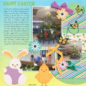 Easter at a Resort