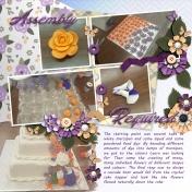Marzipan Flowers 1
