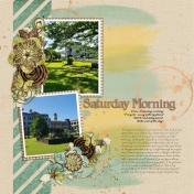 Saturday Morning Walk