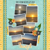 Sunset Sequence