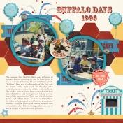 Buffalo Days 1995