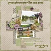 Pavilion and Pond