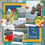 Cruising at Cabo San Lucas