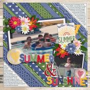 Summer and Sunshine