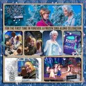 Frozen show