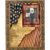 Adam Parker, A Civil War Veteran
