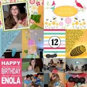 Twelve-teenth Birthday