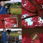 Fall and Football