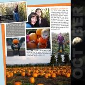 October Pumpkin Farm