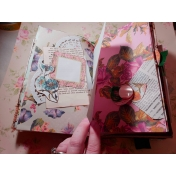 Seriously Floral Junk Journal page 9