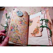 Seriously Floral Junk Journal page 10
